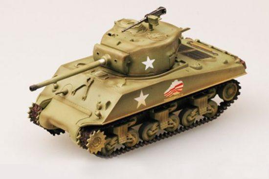 Easy Model M4A3 (76)W 37th Tank Bat.4th Div.