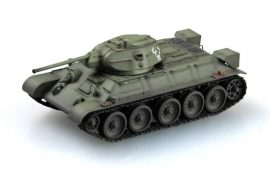 Easy Model T-34/76 Russian Army 1942