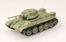 Easy Model T-34/76 Model 1943(1943 Autumn)