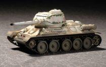 Easy Model T-34/85 Model winter marking