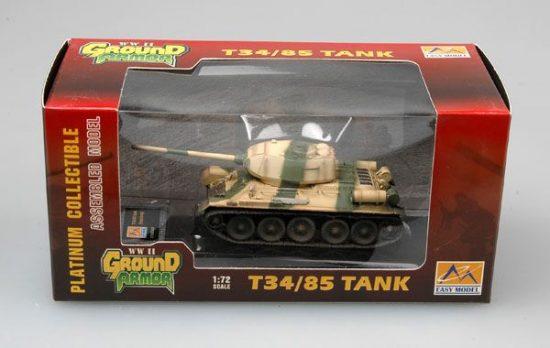 Easy Model T-34/85 Iraqi Army