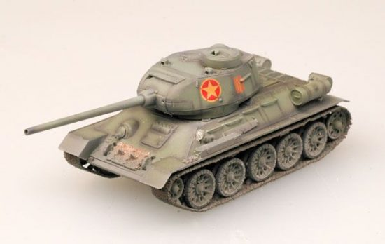 Easy Model T-34/85 Vietnam Army