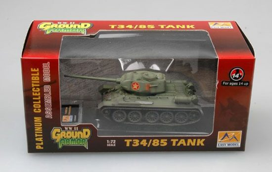 Easy Model T-34/85 Vietnam Army
