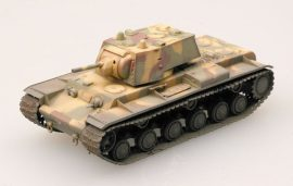 """Easy Model Russian Army KV-1 1941 """"3 colors"""""""