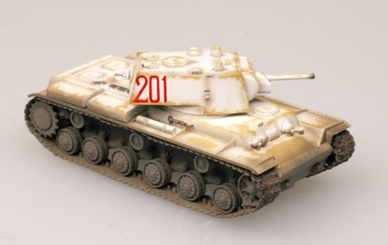 Easy Model Russian Captured KV-1