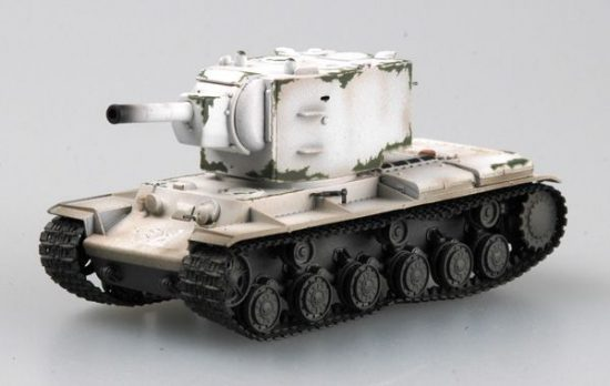 Easy Model KV-2 tank Russian Army