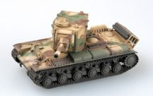 Easy Model KV-2 Pz.Kpfm.754(r) Abt.56(color)