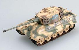 Easy Model Tiger II (Henschel turret) Schwere SS.Pz.Abt.501