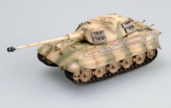 Easy Model Tiger II (Porsche turret) 1./Schwere Pz.Kp