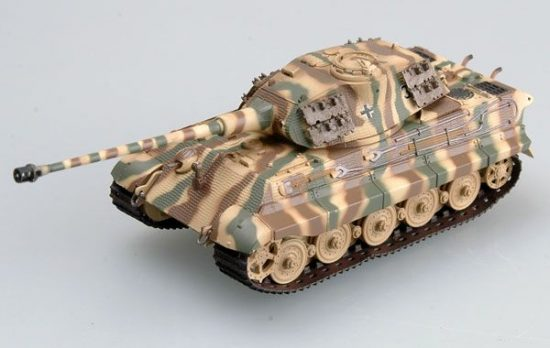 Easy Model Tiger II (Porschel turret ) Schwere Pz.Abt.503
