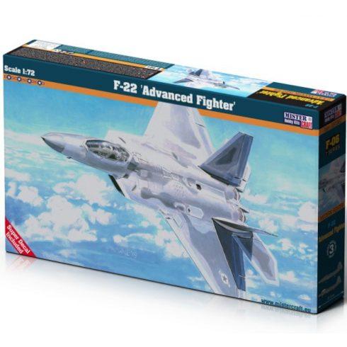 Mistercraft F-22 'Advanced Fighter' makett