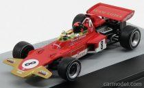 EDICOLA LOTUS F1 72C FORD N 8 GERMANY GP 1971 EMERSON FITTIPALDI