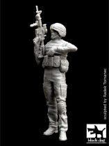 Black Dog US soldier in Iraq N°1