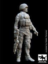 Black Dog US soldier in Iraq N°2
