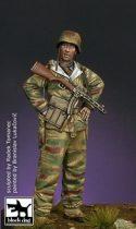 Black Dog Wehrmacht grenadier 1944