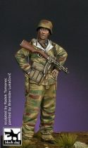 Black Dog Wehrmacht grenadier 1944