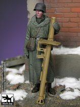 Black Dog Grenadier panzerschreck Ardennes 1945