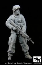 Black Dog US soldier in Iraq N°1