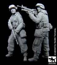 Black Dog Us soldiers team op.Freedom in Iraq