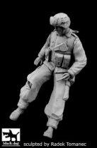 Black Dog US soldier patrol operation FREEDOM N°1