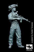 Black Dog Israeli soldier patrol N°2