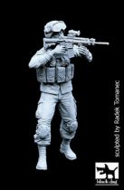 Black Dog US soldier special group N°2