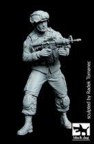 Black Dog US soldier special group N°4