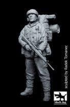 Black Dog British Marines Falklands 1982 N°1
