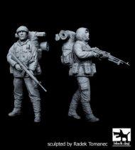 Black Dog British Marines Falklands 1982 set
