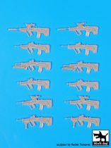 Black Dog Israeli weapons TAR-21 Tavor