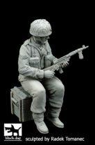 Black Dog British paratrooper