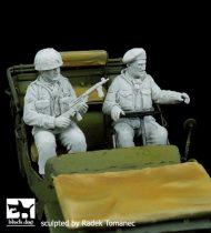 Black Dog British paratroopers set