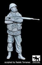 Black Dog Soldier in Crimea N°4 sniper