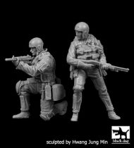 Black Dog Navy Seals Seals set 1