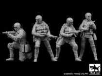 Black Dog Navy Seals big set