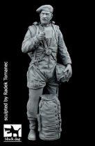 Black Dog British paratroper N°1