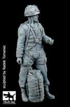 Black Dog British paratroper N°2
