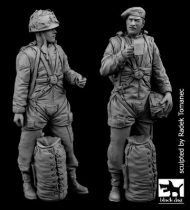 Black Dog British paratroper set