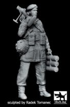 Black Dog British paratroper N°3