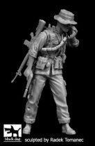 Black Dog US Navy SEALs Vietnam N°1