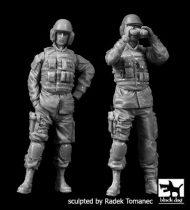 Black Dog US modern tank crew set