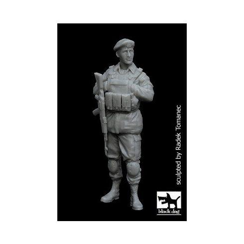 Black Dog Ukrainian army soldier N°1