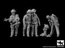 Black Dog Firemen big set N°2