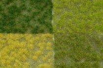 Model Scene Tufts MULTIPACK 4 colours 6mm (fűcsomó)