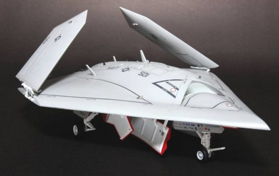 Freedom U.S NAVY UCAS X-47B