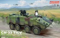 Freedom Model ROCA CM-33 TIFV with Remote Weapon Station makett