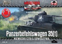 First to Fight Panzerbefehlswagen 35(t) makett