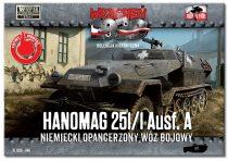 First to Fight German Sd.Kfz.251/1 Ausf.A makett