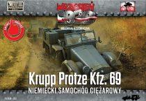 First to Fight Krupp-Protze Kfz.69 makett