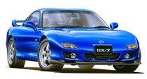 Fujimi Mazda FD3S RX-7 makett